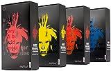 Bugaboo Buffalo Accessory Pack - Andy Warhol Black/Banana (Special Edition)