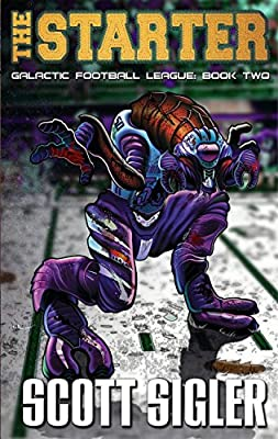 The Starter (The galactic football league)