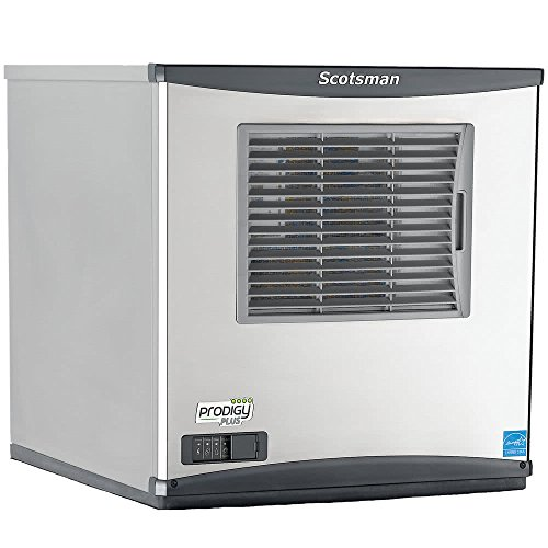 (Scotsman N0422A Prodigy Plus Modular Nugget Ice Machine, Air Condenser, 420 lb. Production)