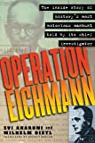 img - for Operation Eichmann: The Truth about the Pursuit, Capture and Trial book / textbook / text book