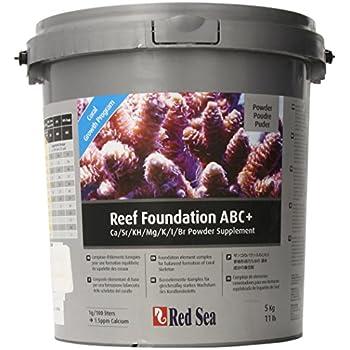 Amazon Com Red Sea Fish Pharm Are22008 Reef Foundation