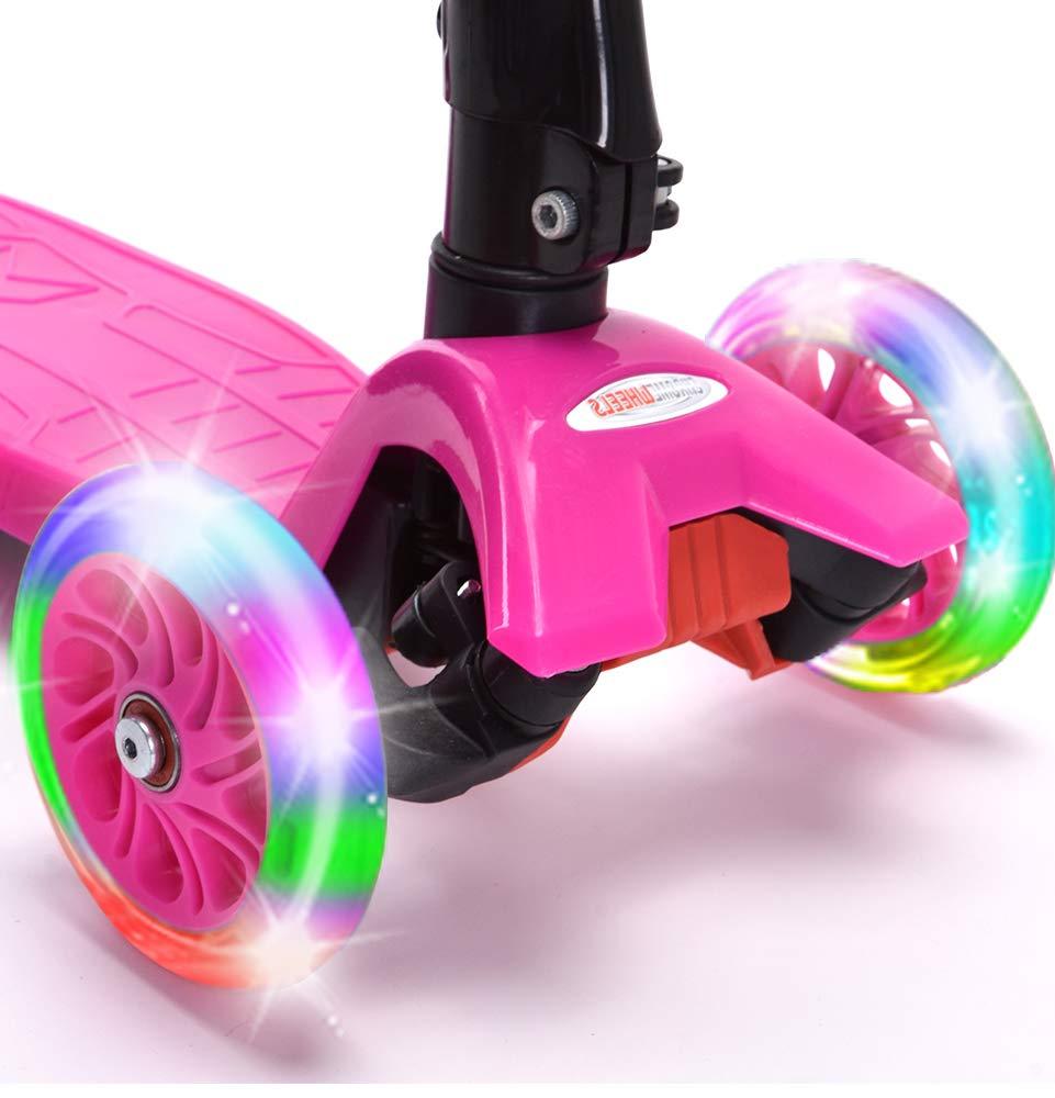 Amazon.com: ChromeWheels Scooters para niños, patinete ...