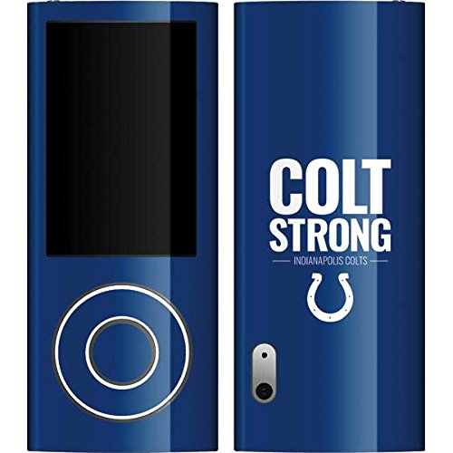 Indianapolis Colts iPod Nano (5G) Video Skin - Indianapolis Colts Team Motto | NFL X Skinit - Case Indianapolis Ipod Nano Colts