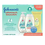 Best Johnson's Baby Shampoo Babies - Johnson's Baby cotton touch newborn gift set, 4 Review