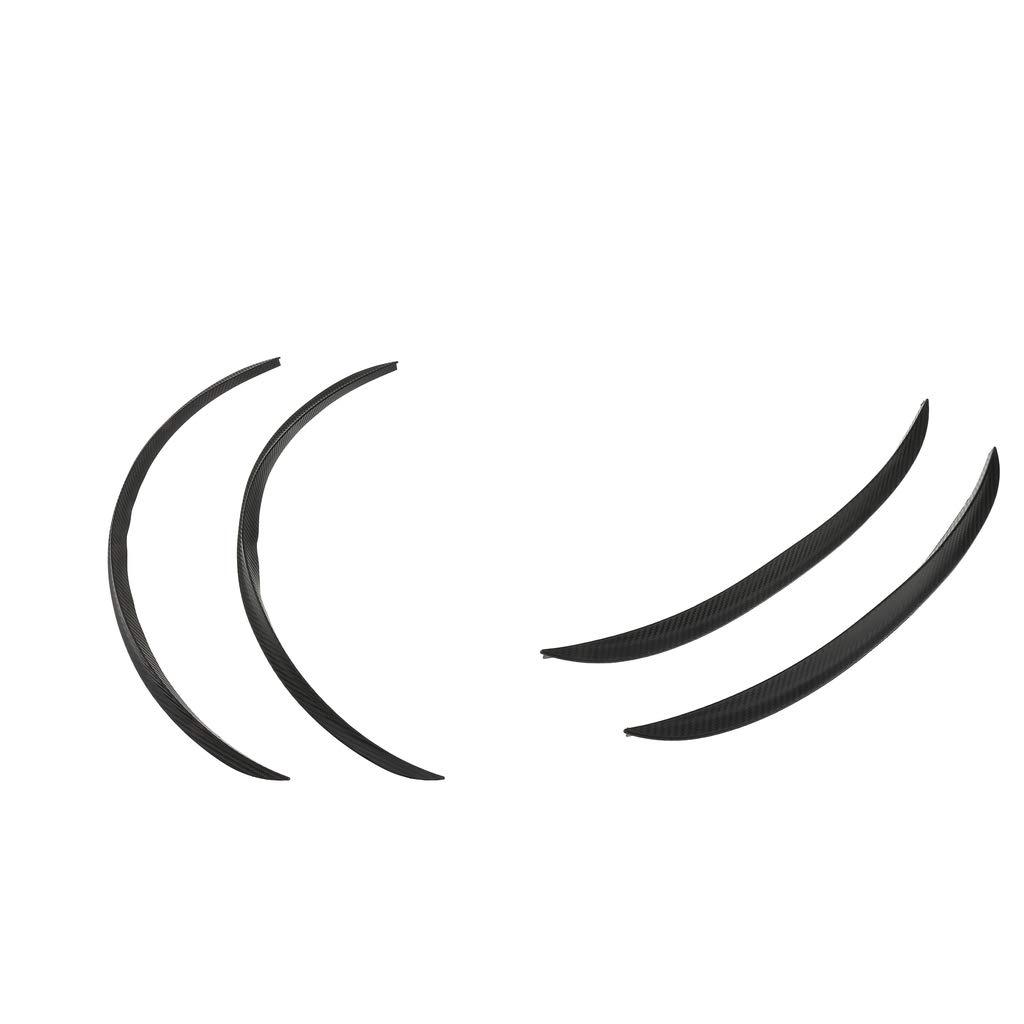 Homyl 4 Piezas de Tiras de Pegatinas de Autos para Reparación y Reemplazo: Amazon.es: Coche y moto
