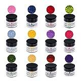 Roxy & Rich Edible Hybrid Petal Dust Professional Kit, 12 Colors by GSA