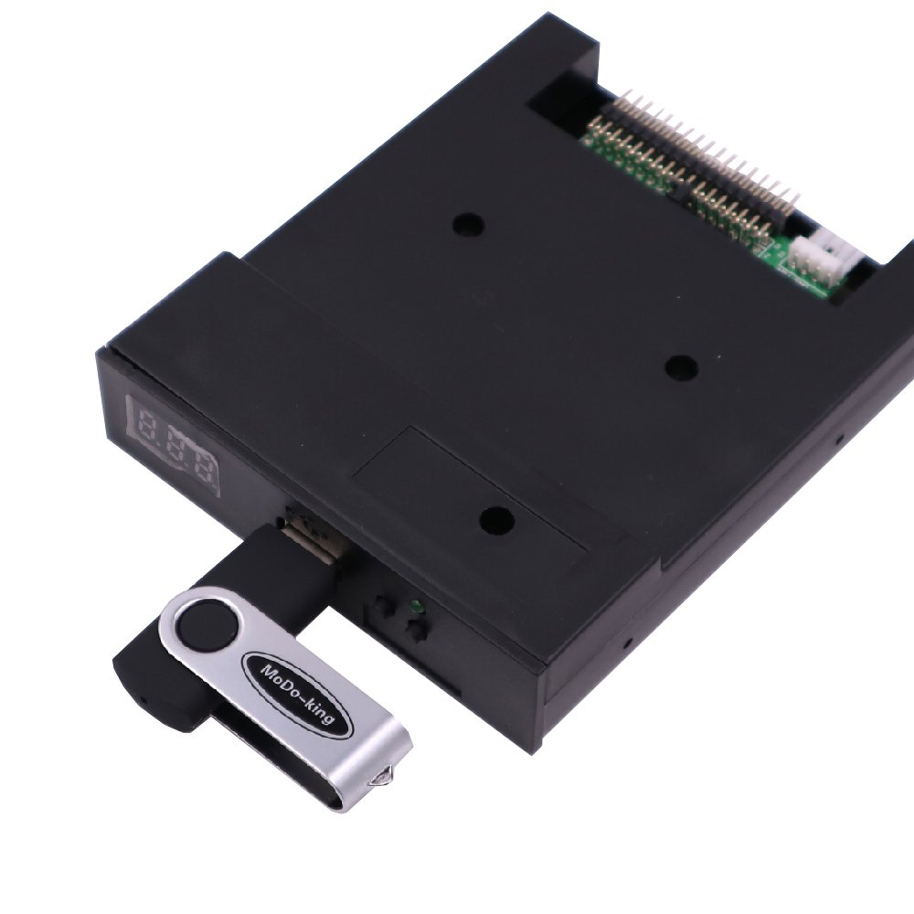 Floppy to USB Emulator for Sodick WireCut EDM Tajima Happy Brother Machine +2gb Flash (1.44 MB Model)