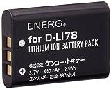 Kenko ENERG for digital camera battery D-Li78 PT-# 1089