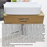 2187172 Refrigerator Door Shelf Bin by Romalon