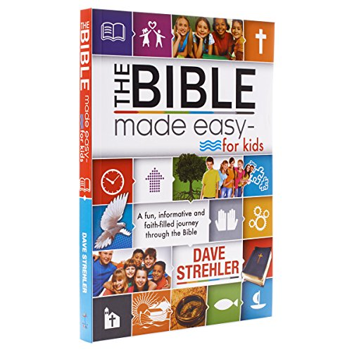 - The Bible Made Easy - for Kids