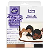 Wilton Decorator Preferred Natural Skin Tone Fondant Icing