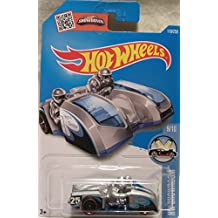Hot Wheels 2016 HW Showroom Side Ripper 1:64 Scale Collectible Die Cast Metal Toy Car Model #9/10 on International Long Card