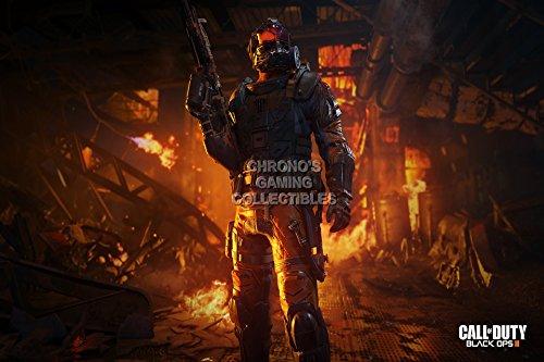 PremiumPrintsG - Call of Duty Black Ops 3 - Specialist Firebreak PS3 PS4 Xbox 360 ONE - XCOD033 Premium Canvas 11
