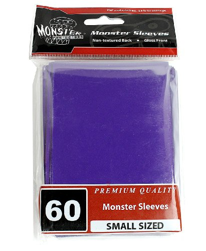 Sleeves - Monster Protector Sleeves - Smaller Size Gloss