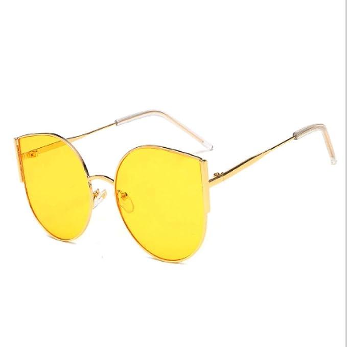 MNGF&GC Gafas de sol ojo de gato gafas de sol marca V gafas ...