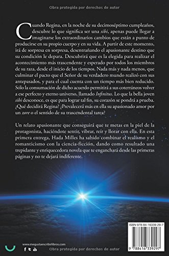 Amazon.com: Infinitus: El pacto (Spanish Edition) (9788416339297): Hada Milles: Books