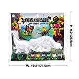 AINOLWAY 3D Painting Dinosaurs for Kids DIY