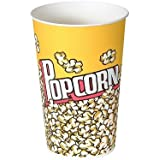 Solo VB46-00061 46 oz Popcorn Paper Bucket (Case of 500)