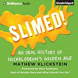 Slimed! Audiobook