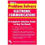 Electronic Communications Problem Solver (Problem Solvers Solution Guides)