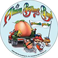 Licenses Products Allman Peach Party Sticker