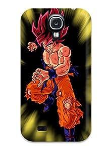 Michael paytosh EpyyEFt33341dqaiF Case For Galaxy S4 With Nice Super Saiyan Goku Appearance