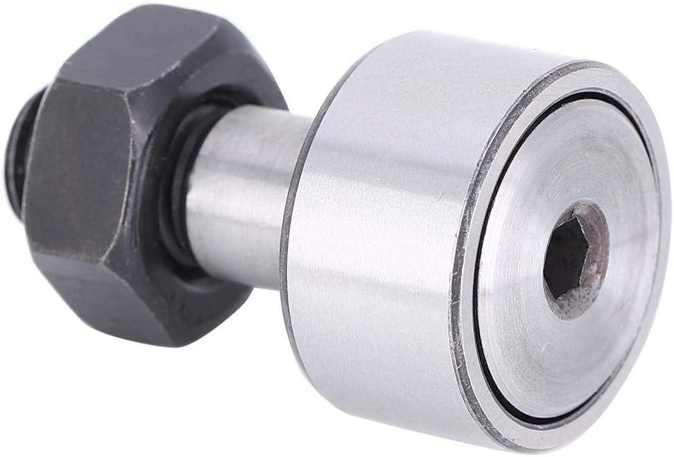 2 piezas KR22//CF10 Rodamiento de agujas Rodamiento de leva Rodamiento de agujas 22mm Di/ámetro exterior