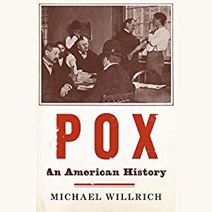 Pox Audiobook