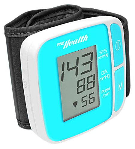 Pyle PHBPBW40BL Bluetooth Pressure Monitor