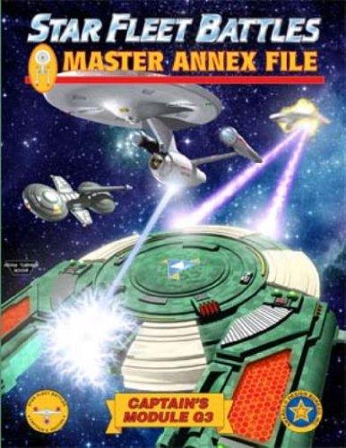Starfleet Battles - Starfleet Battles Module G3 Master Annex