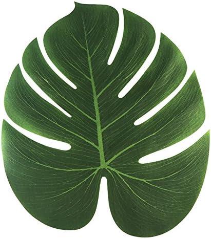 30cm 190cm Hoja de cama de hojas de palmeras tropicales S/ábana ajustable de plantas verdes de la selva Ropa de cama King Queen Funda de colch/ón de bolsillo profundo Decoraci/ón del hogar Twin100cm