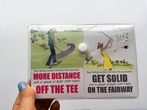 Golf Pocket Guides » More Distance Tee & Get Solid Fairway