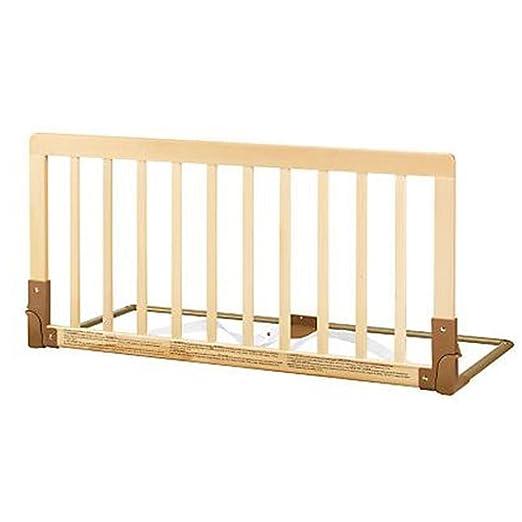Amazon Com Babydan Wooden Bed Guard Natural Kitchen Dining