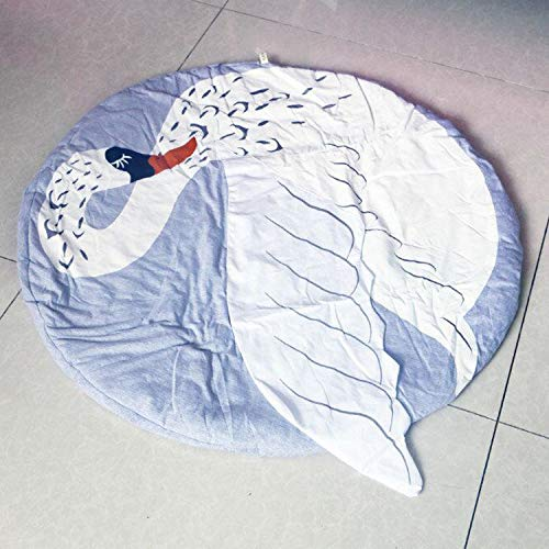 Jim-Hugh Baby Newborn Infant Soft Sleeping Mat Kids Carpet Play Mats Children Crawling Blanket