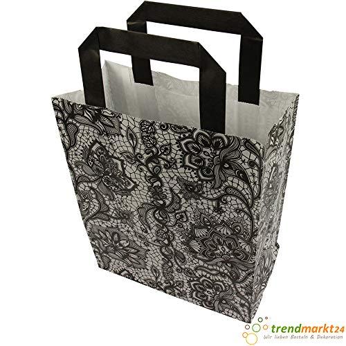 Desconocido Bolsas de Papel trendmarkt24 con asa de Papel ...