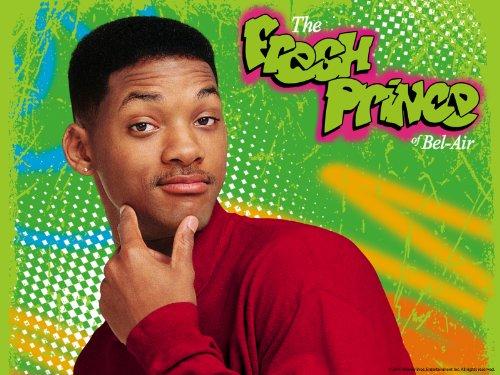 fresh prince of
