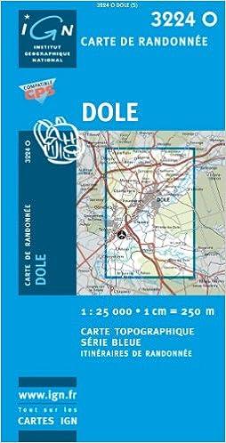 Livres gratuits pour les téléchargements Dole GPS: IGN3224O PDF ePub MOBI