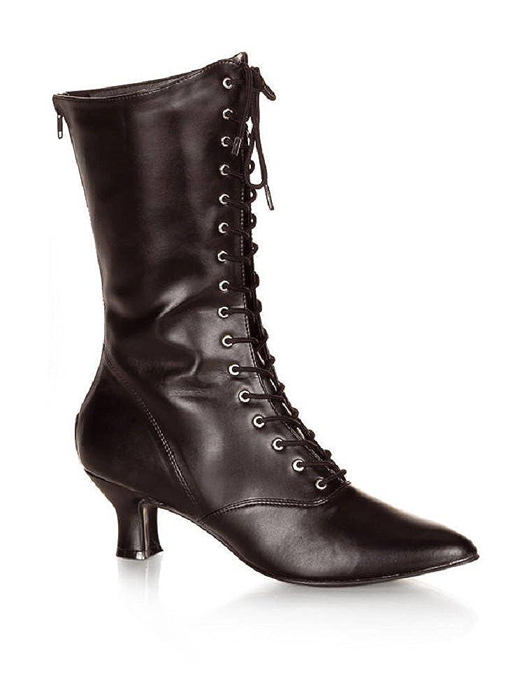 - Funtasma Funtasma Renaissance-Stiefel Victorian-120 Mattschwarz Gr. 38  billig und hochwertig