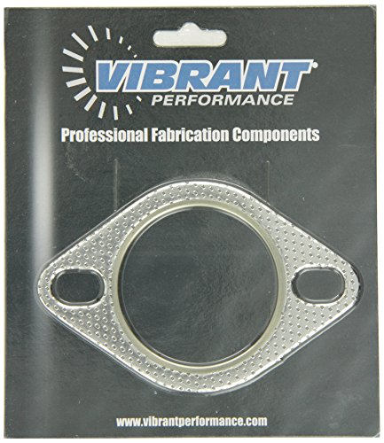 Vibrant 1457 2-Bolt High Temperature Exhaust Gasket