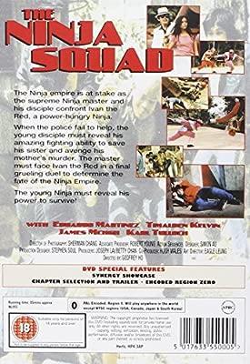 Amazon.com: Ninja Squad [DVD]: Movies & TV