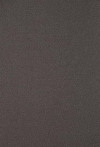 Donna di Gilet T Bodycon Shirt Gray Camicie Maglietta Tank Casual Top Senza Topgrowth Paillettes Fit Maniche Dark Top Slim Canotta 5x6XnqR