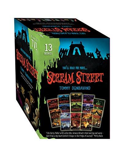 Scream St Slipcase (Russell Für Männer)