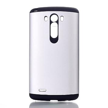 Funda dura Carcasa LG G3 DeeBix Gel TPU, Plastico Duro ...