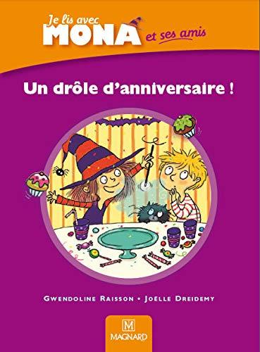 Je Lis Avec Mona Et Ses Amis Cp Album 1 Un Drole D Anniversaire Ɯ¬ ɀšè²© Amazon
