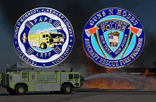 (PAPD Port Authority of NY & NJ Police Aircraft Rescue Challenge)