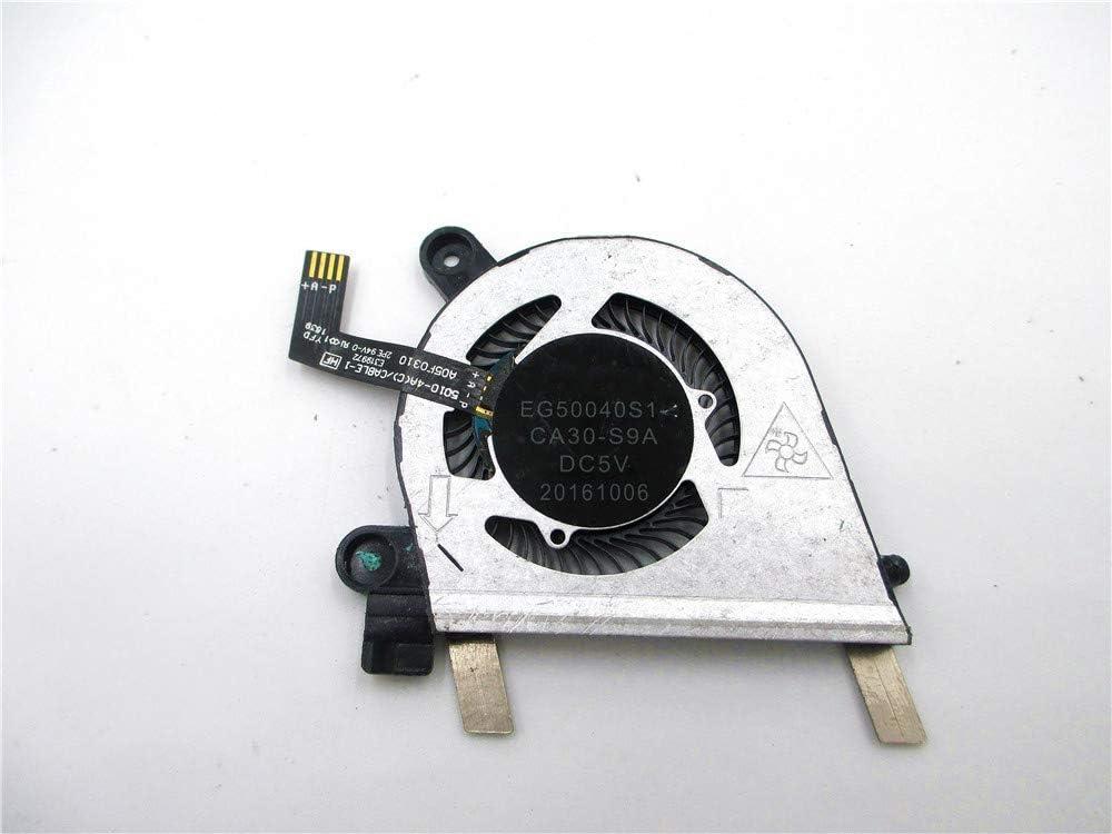 New Original Laptop//Notebook CPU//GPU Cooling Fan For Lenovo Yoga 720-13 720-13IKB 81C3 EG50040S1-C990-S9A EG50040S1-CA30-S9A