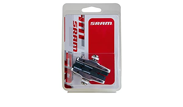 SRAM Rb Red Pad//Holder Assy Pair Black 00.5315.013.050
