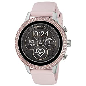 Michael Kors Access Gen 4 Runway Smartwatch – Powered with Wear OS by Google with Heart Rate, GPS, NFC, and Smartphone Notifications
