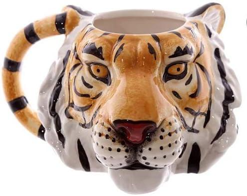 Coffee Mugs Creative Designs-Safari Animals-Coffee Tea Cups Mugs
