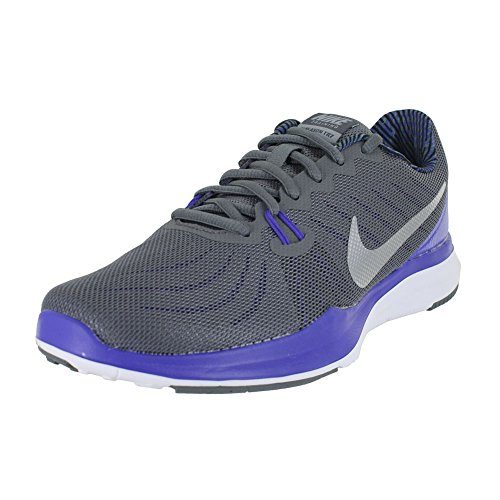 Damen Silver Fitness Mtlc Cool Violet tr 's Shoes Fitnesschuh in 7 Women Season Grey NIKE ETqwOO
